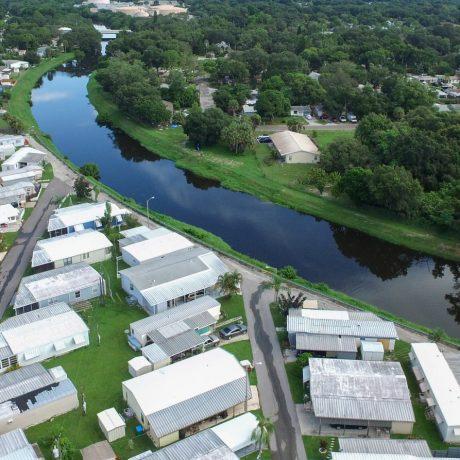 Sunshine MHC Aerial View